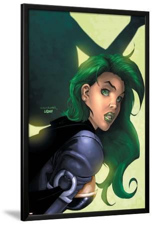 X-Men No.180 Cover: Polaris