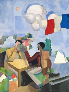 The Conquest of the Air, 1913 by Roger de La Fresnaye