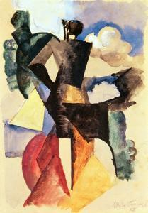 The Matador by Roger de La Fresnaye