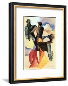 The Matador by Roger de La Fresnaye