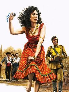 Bizet's Carmen by Roger Payne
