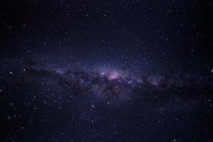 Galactic Core of Milky Way by Roger Ressmeyer