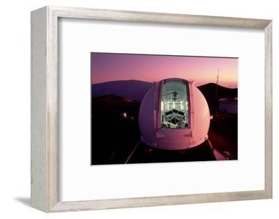 Keck Telescope at Twilight