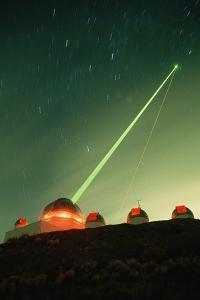 Starfire Adaptive Optics Telescope by Roger Ressmeyer