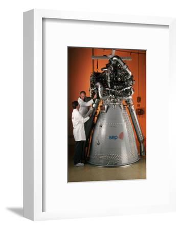 Vulcain Engine of Ariane 5