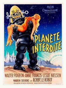 Planete Interdite by Roger Soubie