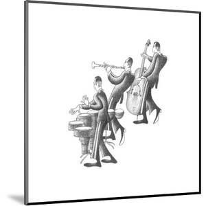 Cuban Trio by Roger Vilar