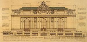 Grand Central Façade by Roger Vilar
