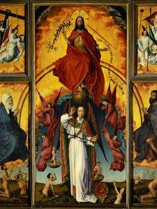 Altar of the Last Judgement by Rogier van der Weyden