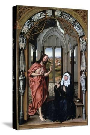 Christ Appearing to His Mother, C1440