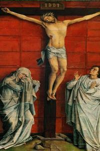 Crucifixion by Rogier van der Weyden