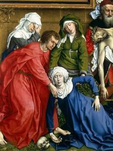 Descent from the Cross, circa 1435 by Rogier van der Weyden