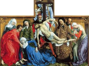Descent from the Cross by Rogier van der Weyden