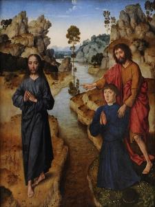 Dieric Bouts by Rogier van der Weyden