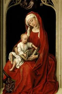 Madonna and Child, 1435-1438 by Rogier van der Weyden