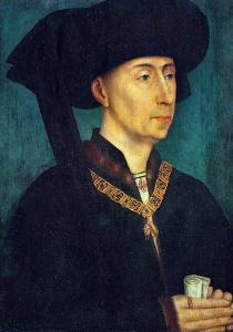 Philip the Good, Duke of Burgundy (1396-1467) by Rogier van der Weyden