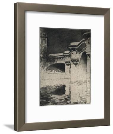 The Pont Neuf, 1915
