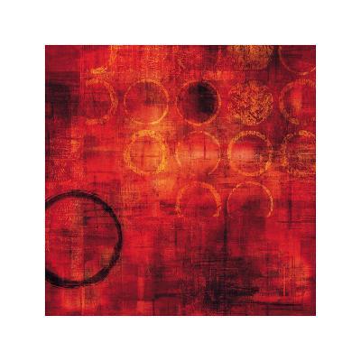 Rojo-Brent Nelson-Giclee Print