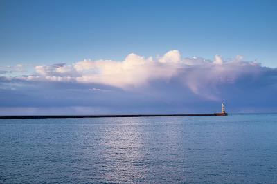 Roker Lighthouse; Sunderland Tyne and Wear England-Design Pics Inc-Photographic Print