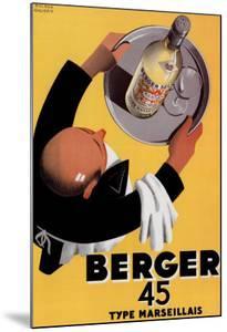 Berger 45 by Roland Ansieau