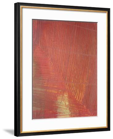Roland Garros, 2008-Arnulf Rainer-Framed Collectable Print