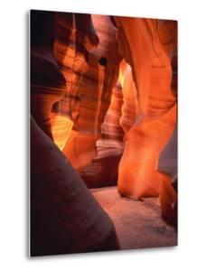 Antelope Canyon in Arizona - USA by Roland Gerth