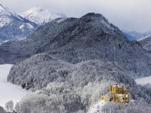 Schloss Hohenschwangau by Roland Gerth
