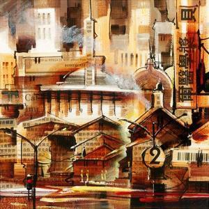 Ambre-ville by Roland Palmaerts