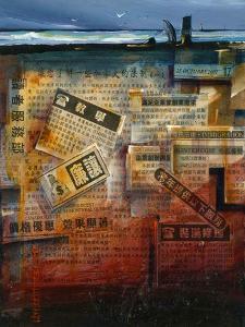 Mer De Chine by Roland Palmaerts