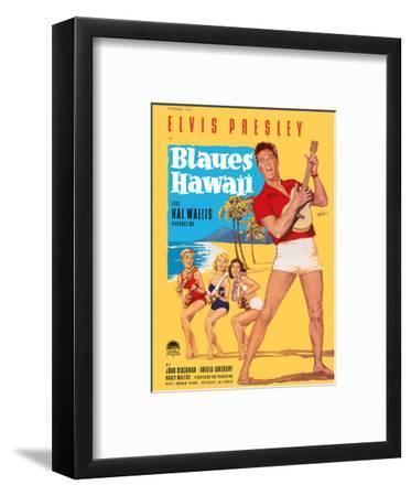 Elvis Presley in Blaues (Blue) Hawaii