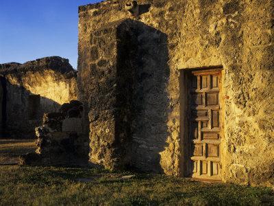 San Antonio Missions National Historic Park, San Antonio, Texas, USA