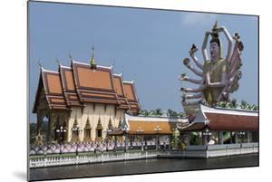 Choeng Mon Temple, Koh Samui, Thailand, Southeast Asia, Asia by Rolf Richardson
