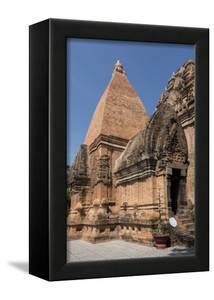 Po Nagar Cham Tower, Nha Trang, Vietnam, Indochina, Southeast Asia, Asia by Rolf Richardson