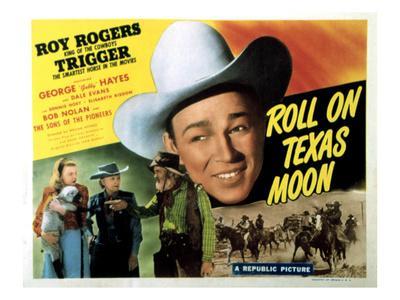 Roll On Texas Moon, Dale Evans, Elisabeth Risdon, Gabby Hayes, Roy Rogers, 1946--Photo