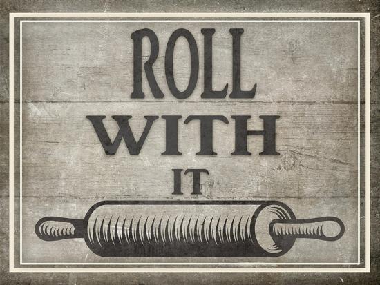 Roll With It BK-LightBoxJournal-Giclee Print