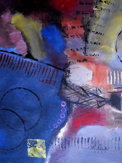 Roller Derby II-Ruth Palmer-Art Print