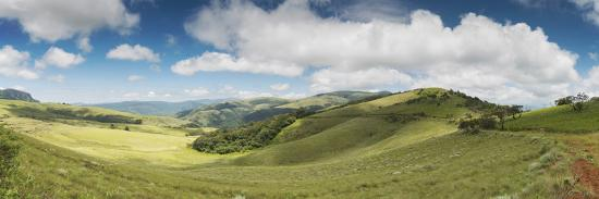 Rolling hills of the Wolkberg Conservancy, Tzaneen, Limpopo Province, South Africa--Photographic Print