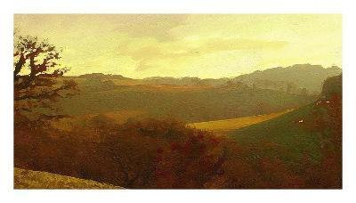 Rolling Hills-Noah Bay-Art Print