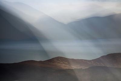 Rolling Mists on Loch Morlich-Valda Bailey-Photographic Print