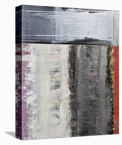 Rolling River Rock-Gabriella Lewenz-Stretched Canvas Print