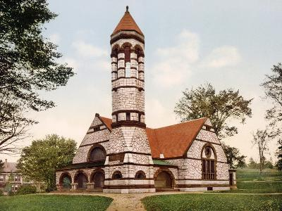 Rollins Chapel Dartmouth College New Hampshire--Giclee Print
