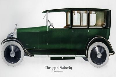 Rolls-Royce Limousine, C1910-1929