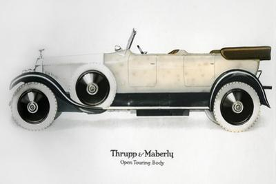 Rolls-Royce with Open Touring Body, C1910-1929