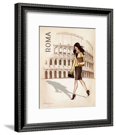 Roma-Andrea Laliberte-Framed Art Print
