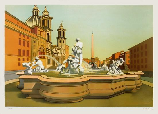 Roma-Georges Rohner-Limited Edition