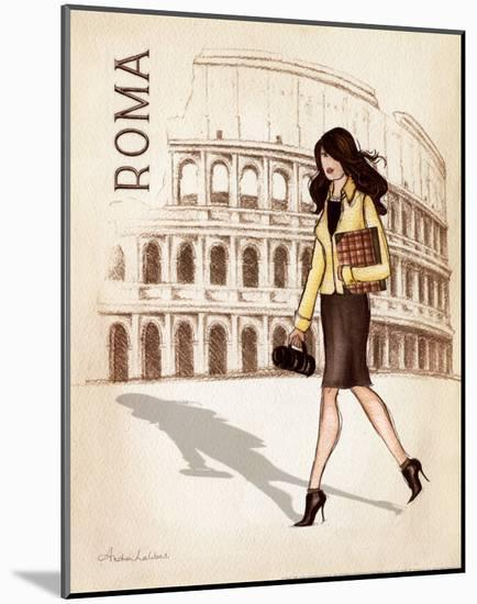 Roma-Andrea Laliberte-Mounted Print