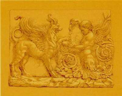 Romain Ornaments III-Owen Jones-Art Print