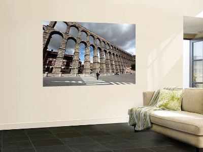 Roman Aqueduct (Aqueduct of Segovia)-Bruce Bi-Wall Mural