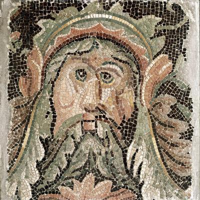 Roman Art: Sea Divinity--Photographic Print