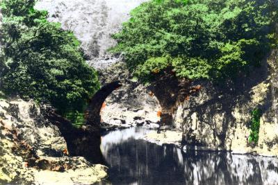 Roman Bridge at Bettws-Y-Coed, Gwynedd, 1926--Giclee Print